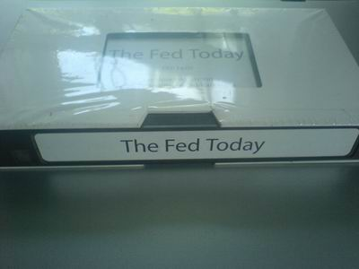 Видеокассета The Fed Today